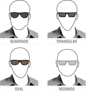 f3f694445 Descubra o modelo de óculos ideal para cada formato de rosto